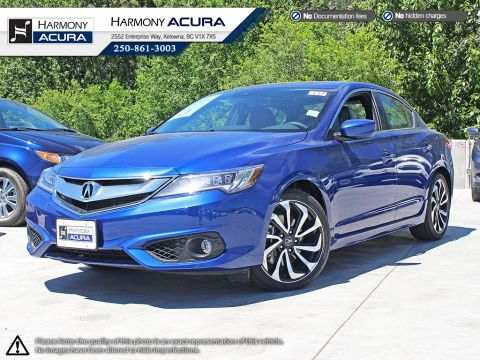 New Acura ILX A-Spec