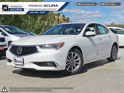 New Acura TLX Elite