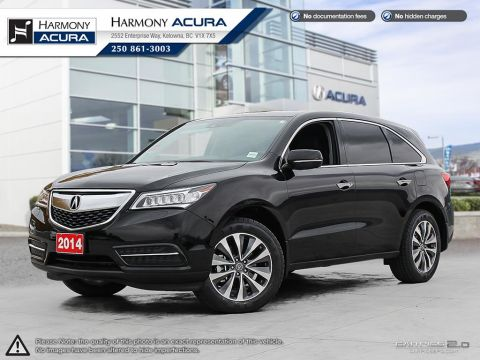 Used Acura MDX NAV PKG - LOCAL VEHICLE - NEW TIRES - NAVIGATION SYSTEM - BACKUP CAMERA - SUNROOF - FACTORY WARRANTY