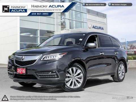 Used Acura MDX NAV PKG - LOCAL VEHICLE - NEW TIRES - NO ACCIDENTS / DAMAGE - NAVI SYSTEM- BACKUP CAMERA - SUNROOF