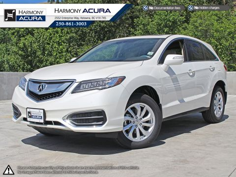 New Acura RDX Tech