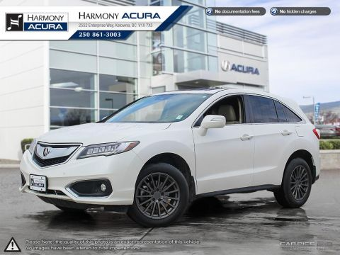 Used Acura RDX ELITE PKG - NO ACCIDENTS OR DAMAGE - ONE OWNER - WELL SERVICED - LIKE NEW - ACURA WATCH SAFETY