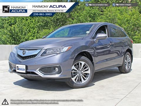 New Acura RDX Elite