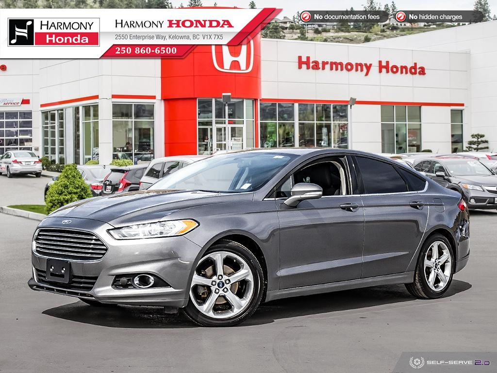 Pre-Owned 2013 Ford Fusion SE - LOCAL VEHICLE - NO ACCIDENTS - FUEL EFFICIENT