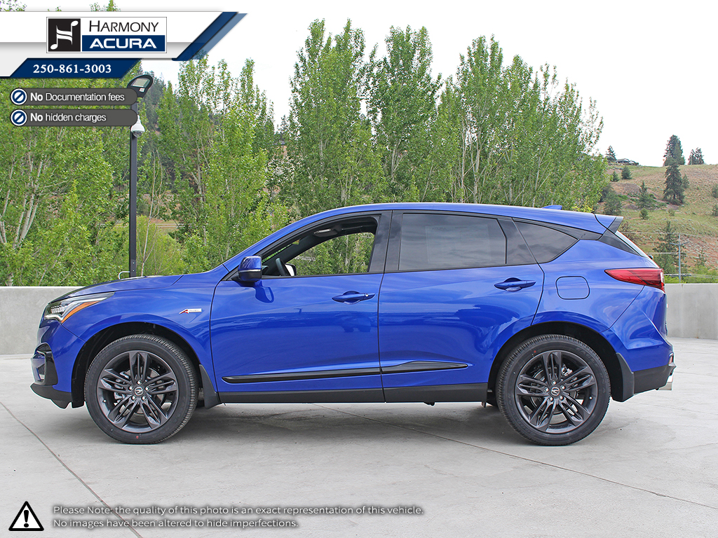 New 2019 Acura Rdx A Spec 4 Door Sport Utility In Kelowna A19081