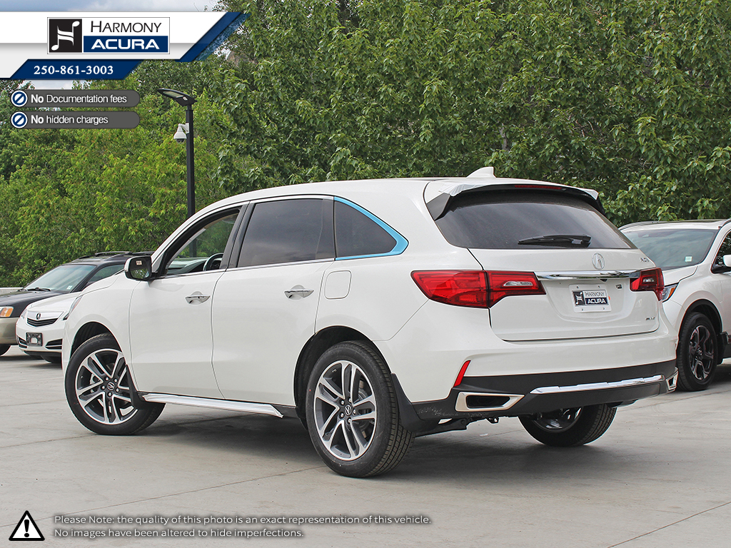 New Acura MDX NAVI Door Sport Utility In Kelowna AC - Acura mdx wheels