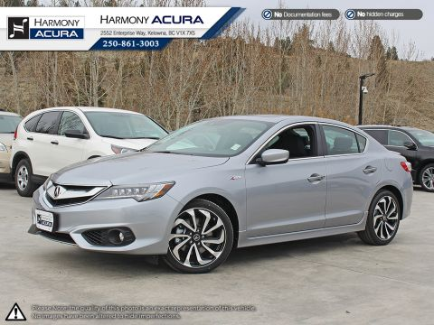 New 2018 Acura ILX A-SPEC