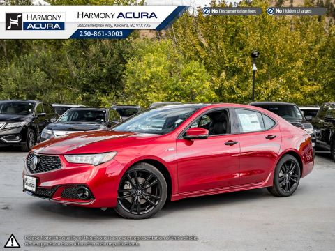 New 2020 Acura TLX TECH A-SPEC PMC EDITION