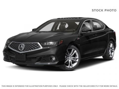 New 2019 Acura TLX TECH A-SPEC