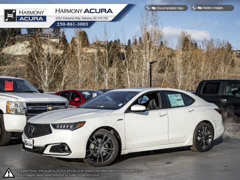 New 2020 Acura TLX ELITE A-SPEC