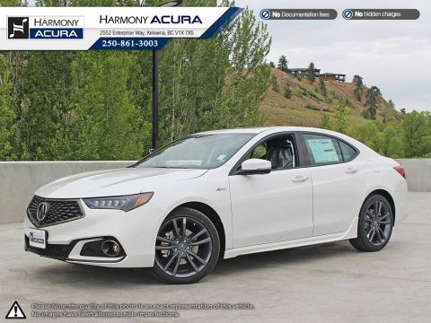Pre-Owned 2019 Acura TLX ELITE