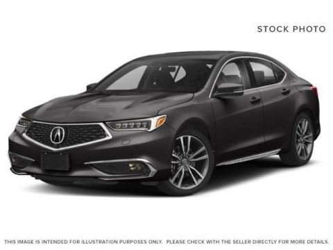 New 2019 Acura TLX ELITE
