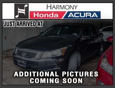 Pre-Owned 2008 Honda Accord Sedan EX-L