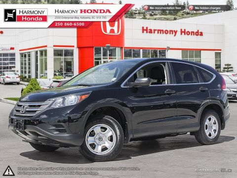 Pre-Owned 2014 Honda CR-V LX - LOCAL VEHICLE - NO ACCIDENTS / DAMAGE - NON SMOKER - BACKUP CAMERA - NEW TIRES