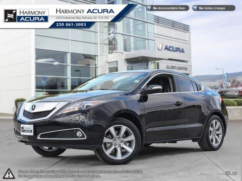 Pre-Owned 2011 Acura ZDX TECH PKG - NEW TIRES - NEW TIMING BELT - NEW REAR BRAKES - NAVI SYSTEM - BACKUP CAM - SUNROOF