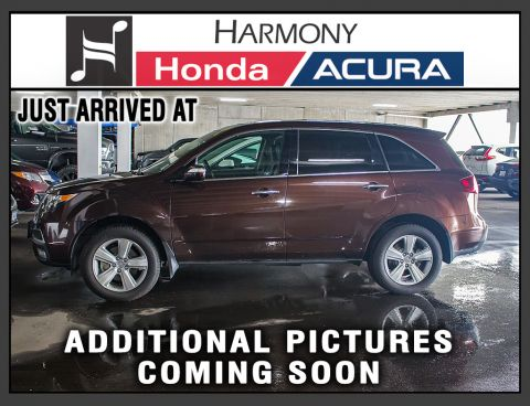 Pre-Owned 2010 Acura MDX TECH PKG
