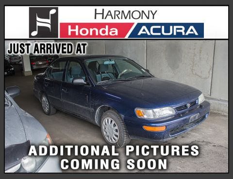 Pre-Owned 1996 Toyota Corolla Base
