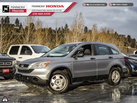 Pre-Owned 2007 Honda CR-V LX - WELL SERVICED - FUEL EFFICIENT - BC VEHICLE - NON-SMOKER - RELIABLE