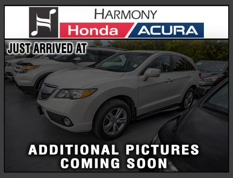 Pre-Owned 2013 Acura RDX TECH PKG - TIMING BELT CHANGED - FOUR NEW TIRES - MINTO CONDITION - LOCAL VEHICLE - RUNNING BOARDS