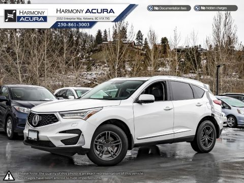 New 2020 Acura RDX ELITE
