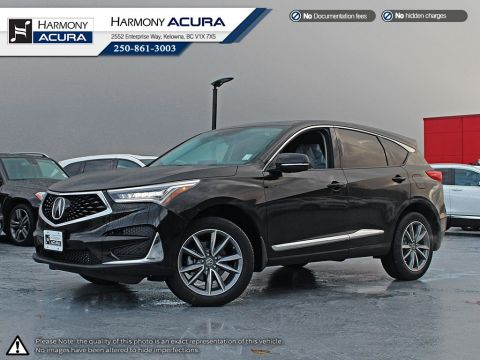 New 2019 Acura RDX ELITE