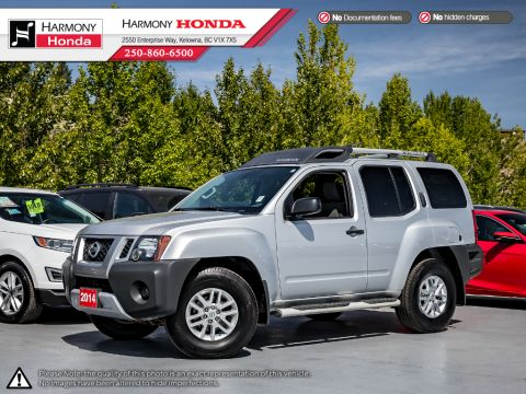 Pre-Owned 2014 Nissan Xterra PRO-4X - NEW BATTERY - REMOTE STARTER - NO ACCIDENTS OR DAMAGE - REMOTE KEYLESS ENTRY