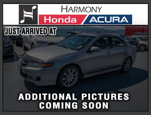 Pre-Owned 2006 Acura TSX TSX