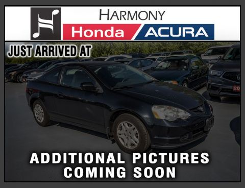 Pre-Owned 2002 Acura RSX BASE