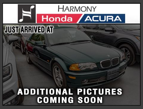 Pre-Owned 2001 BMW 3 Series 330CI